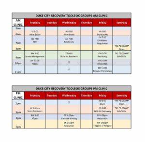 Schedules 300x294 Schedules